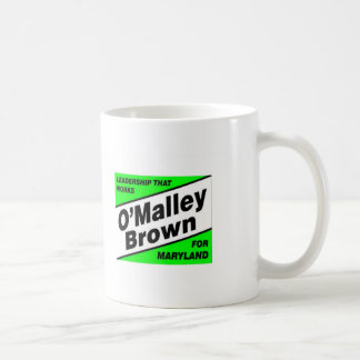 OMB Leadership, Stronger Maryland Coffee Mug