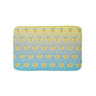 Ombre Angel Emoji Custom Bath Matt Bath Mat