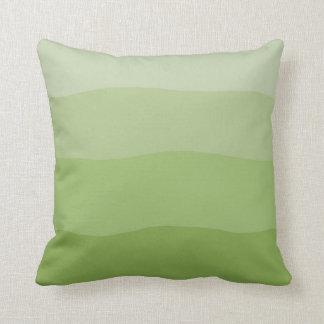 Ombre' Artichoke Pillow