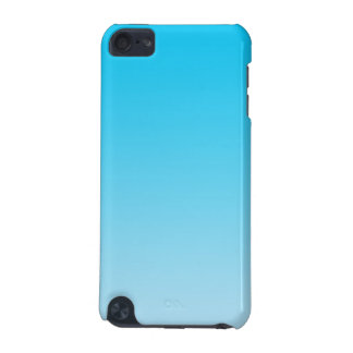 Ombre bleu coque iPod touch 5G