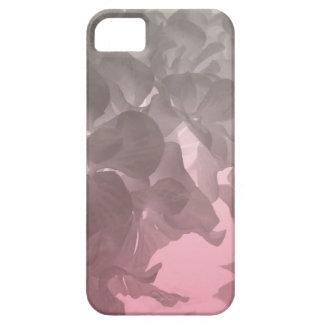Ombre hydrangea floral phone case