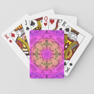 Ombre Kaleidoscope 1 Playing Cards