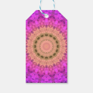 Ombre Kaleidoscope 2 Gift Tags