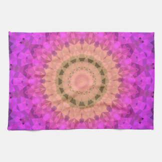 Ombre Kaleidoscope 2 Kitchen Towel