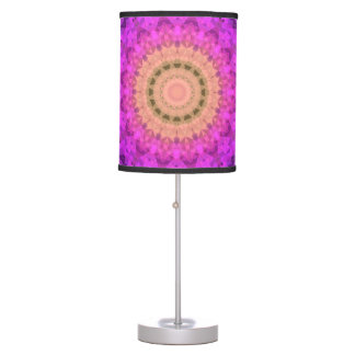 Ombre Kaleidoscope 2 Table Lamp
