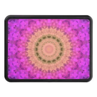 Ombre Kaleidoscope 2 Trailer Hitch Cover