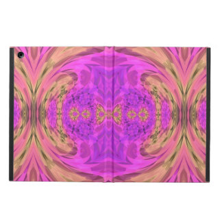 Ombre Kaleidoscope 3 Cover For iPad Air