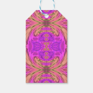 Ombre Kaleidoscope 3 Gift Tags