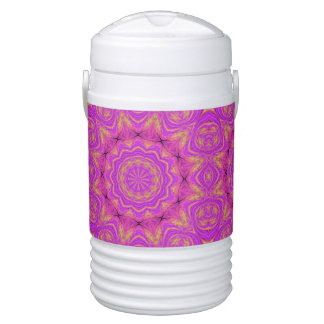 Ombre Kaleidoscope 4 Drinks Cooler