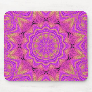 Ombre Kaleidoscope 4 Mouse Pad