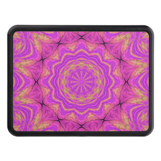 Ombre Kaleidoscope 4 Trailer Hitch Cover