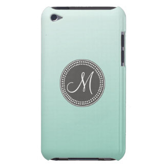 Ombre Mint Green iPod Touch Cases