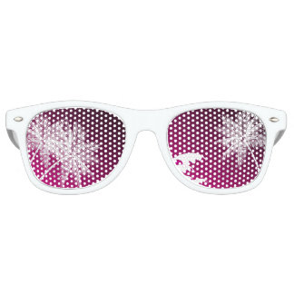 OMBRÉ PINK TROPICAL PALMS PARTY SHADES