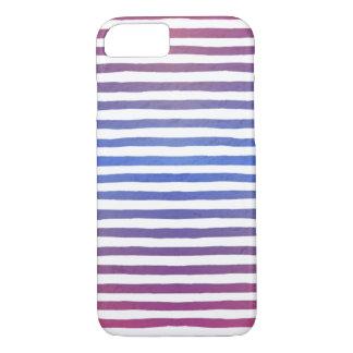 Ombre stripe case