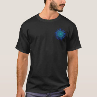 Ombre Tribal Hammerhead Mandala T-Shirt