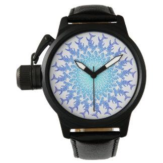 Ombre Tribal Hammerhead Mandala Watch