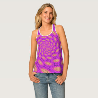 Ombre Vortex Tank Top