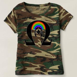 Omega Luck Ring of Tetragrammaton T-shirt