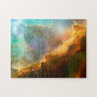 Omega Nebula Stellar Nursery Jigsaw Puzzle