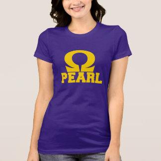 Omega Pearl Small Tee