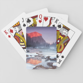 Omega Red Playing Cards