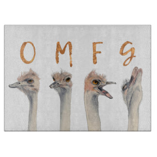 OMFG Ostriches Boards