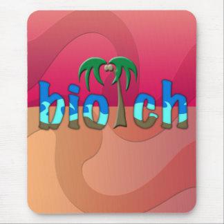 OMG! biotch Mouse Pad