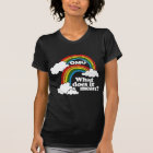 OMG Double Rainbow What Does It Mean T-Shirt