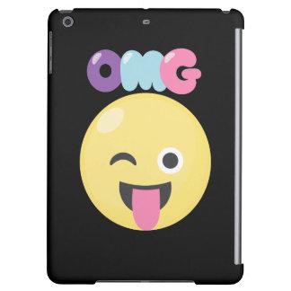 OMG Emoji Case For iPad Air