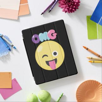 OMG Emoji iPad Cover