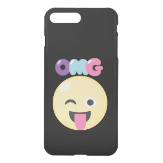 OMG Emoji iPhone 8 Plus/7 Plus Case