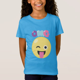 OMG Emoji T-Shirt