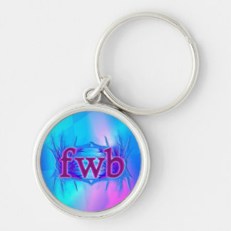 OMG! fwb Keychain