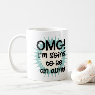 OMG I'm Going to be an Aunt Mug