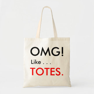 OMG it is totes a tote.