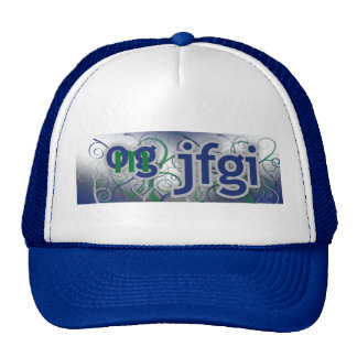 OMG! jfgi Mesh Hats