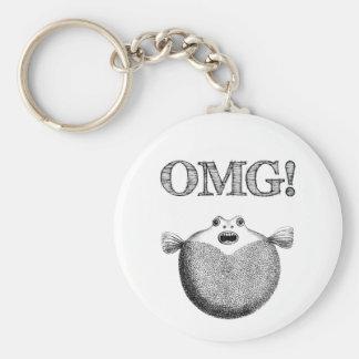 OMG! Keychain