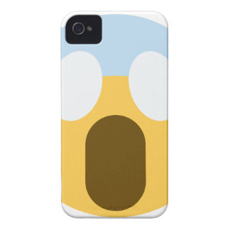 OMG Maupassant Emoji Case-Mate iPhone 4 Cases