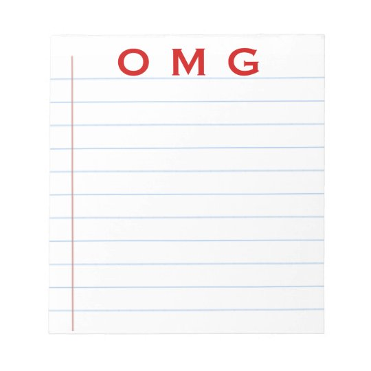 OMG Notepad