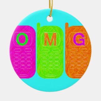 OMG Ornament