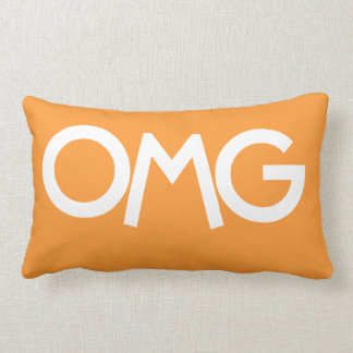 OMG PERSONALIZED  Decorative Bedroom Accent Lumbar Pillow