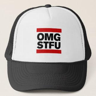 OMG STFU TRUCKER HAT