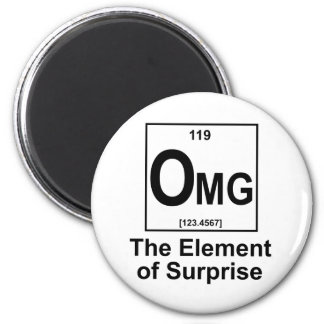OMG The Element os Surprise Magnets