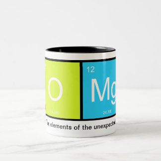OMg! The elements of the unexpected - Mug