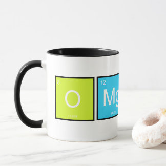 OMg! The elements of the unexpected - Mug V2