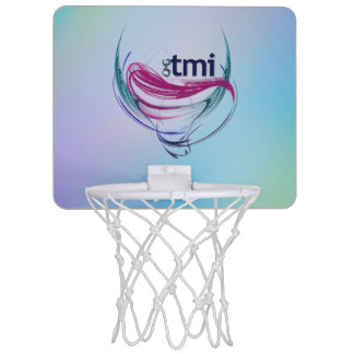 OMG! tmi Mini Basketball Hoop