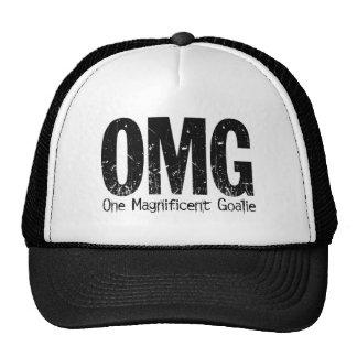 OMG : Un gardien de but magnifique Casquettes
