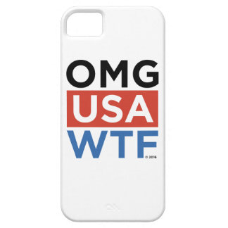 OMG USA WTF iPhone 5 CASES
