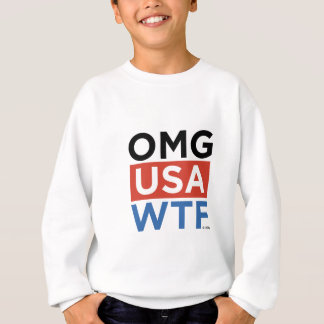 OMG USA WTF SWEATSHIRT