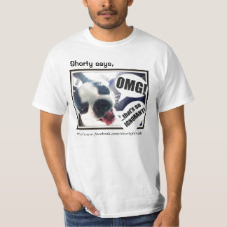OMG!  Value Tee for Humans
